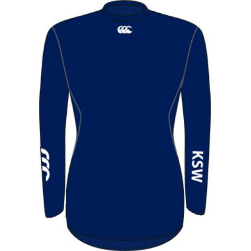 KSW Thermoreg L/S Top Unisex (Optional)