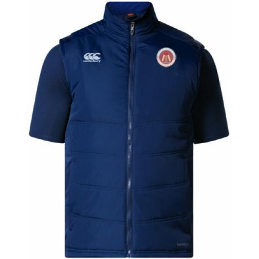 East Molesey CC Pro Gilet Adult