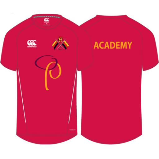 Orleans Park Team Dry T-Shirt U17-18