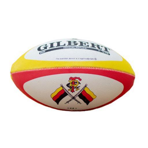 Richmond Rugby Mini Rugby Ball