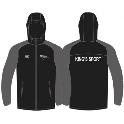 King's Rochester Staff Pro Full Zip Jacket