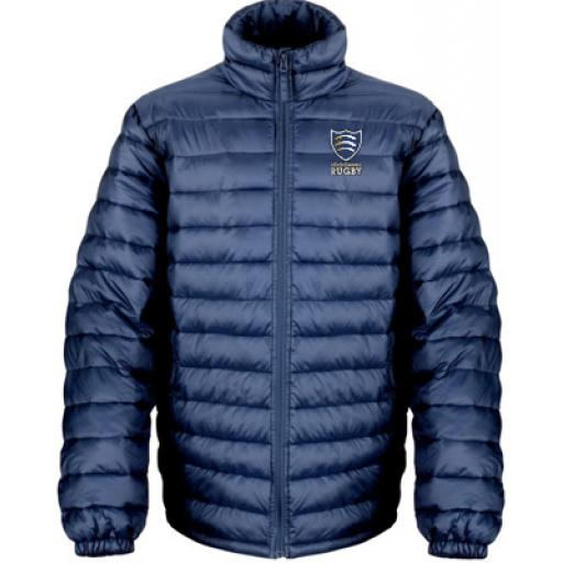 MIDDLESEX RUGBY PADDED JACKET