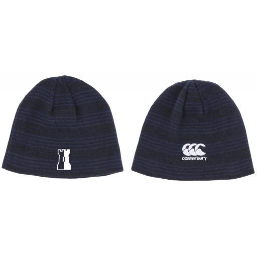 Ewell Castle Beanie Hat Optional*