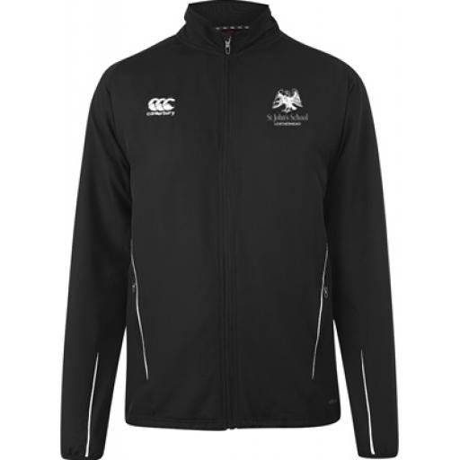 St John's Sport Full Zip Rain Jacket