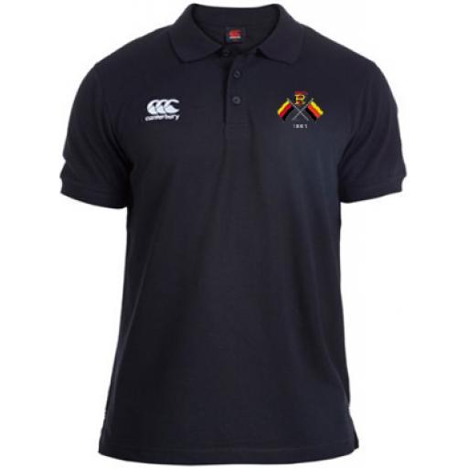 Richmond Rugby Polo Shirt