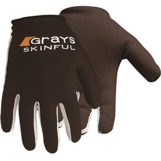 Grays Skinful Gloves Black