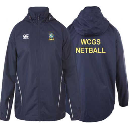 WCGS 6th Form Unisex Full Zip Jacket