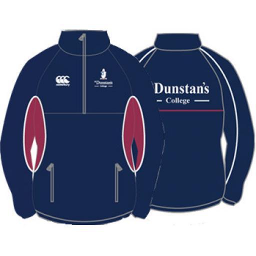 Compulsory SDC Senior 1/4 Zip Jacket (or Full Zip)