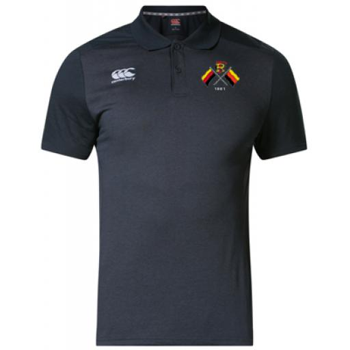 Richmond Rugby Pro Dry Polo