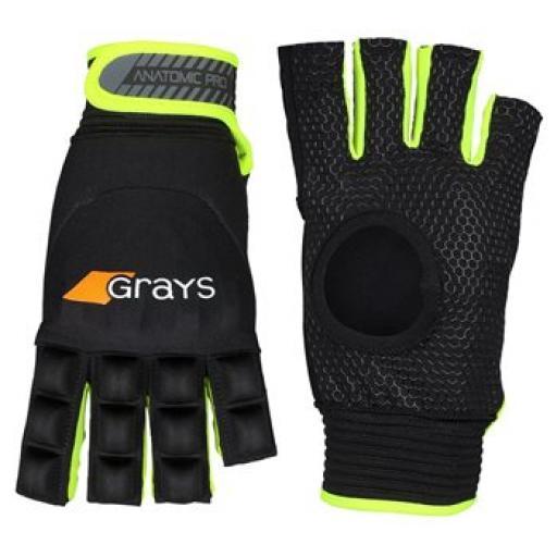 Grays Anatomic Protection Glove Black