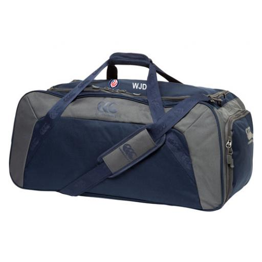 King's Hawford Sports Bag (Optional)