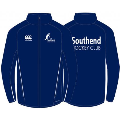 Southend HC Full Zip Rain Jacket Unisex JNR