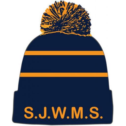 SJWMS Bobble Hat