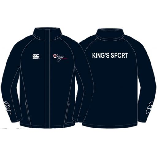 King's Rochester Staff Stadium/Winter Jacket