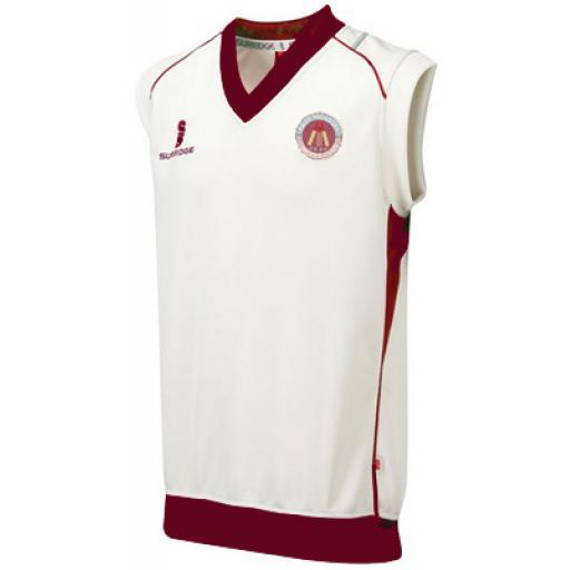 East Molesey CC Sleeveless Sweater Adult