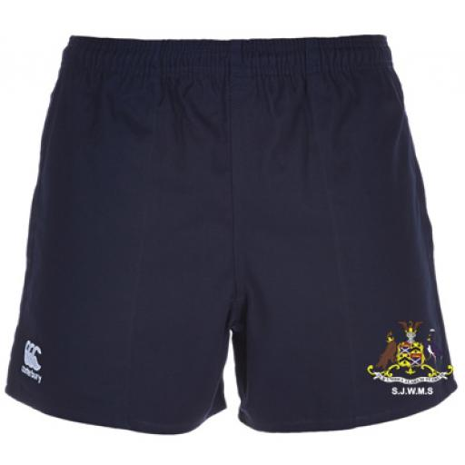 SJWMS Advantage Rugby Short Years 10-13