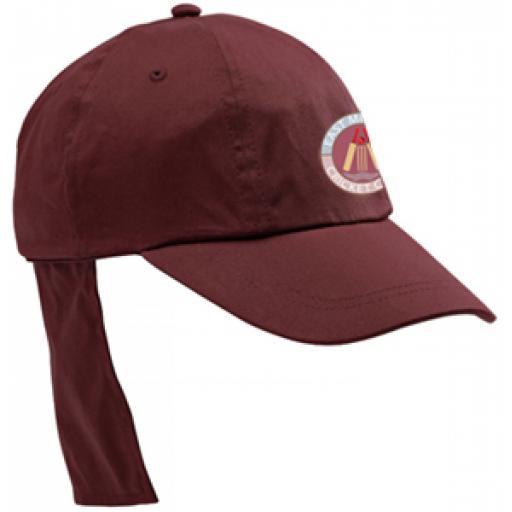 East Molesey CC Legionnaires Cap (Minis)