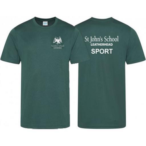 St John's Sport Training T-Shirt