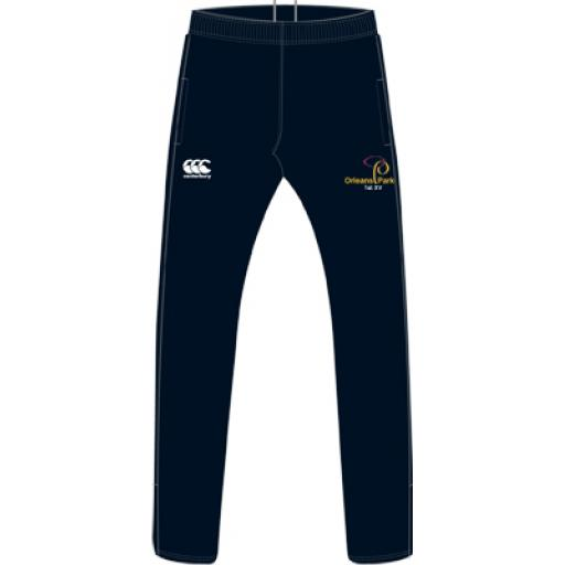 Orleans Park Stretch Tapered Pant U17-18