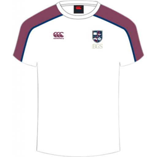 Bradford Grammar PE T-Shirt Senior Boys