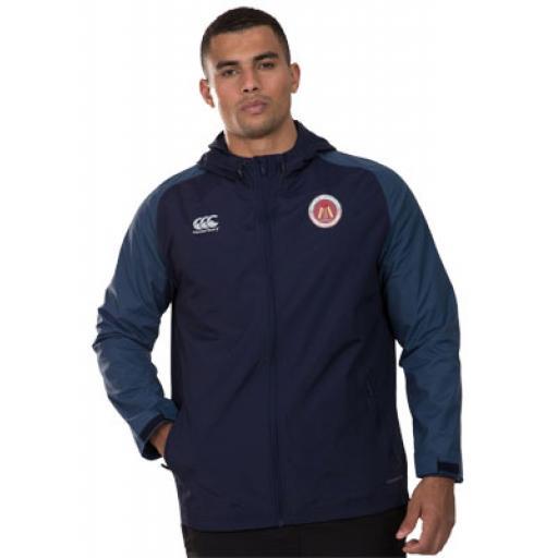 East Molesey CC Full Zip Rain Jacket