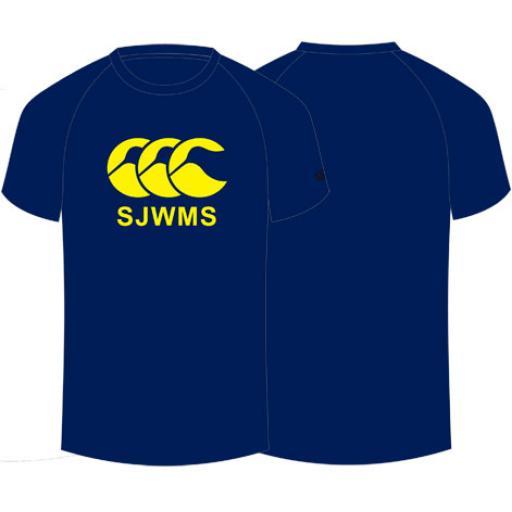 SJWMS Staff T-Shirt