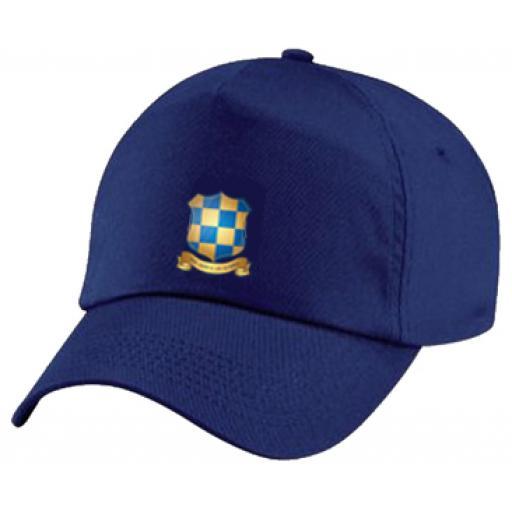 Wallington Grammar Cricket Cap