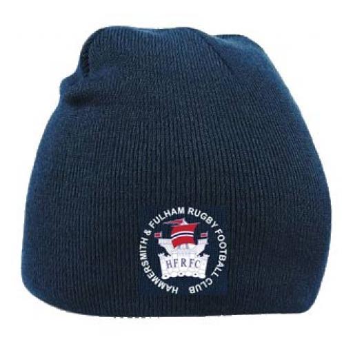 Hammersmith & Fulham RFC Beanie Hat