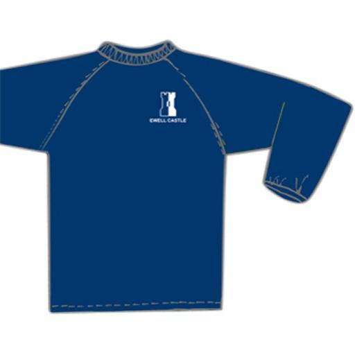 Ewell Castle Sweatshirt Nursery/Reception Comp