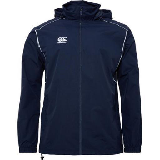 Canterbury Classic Full Zip Rain Jacket Wmns