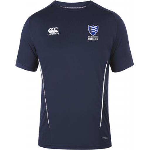 MIDDLESEX RUGBY DRY T-SHIRT
