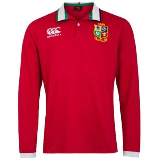 British & Irish Lions Classic Jersey Mens