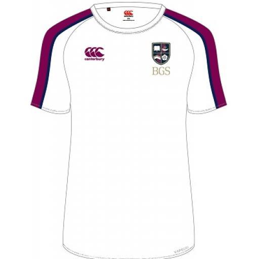 Bradford Grammar FITTED PE T-Shirt