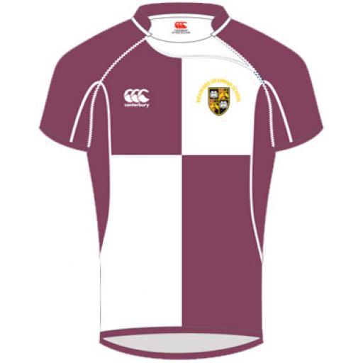 BGS OLD CREST Rugby Shirt JNR Boys