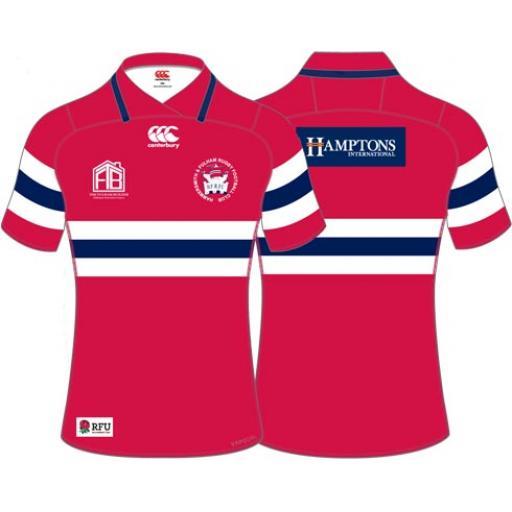 Hammersmith & Fulham RFC CNZ Jersey JNR