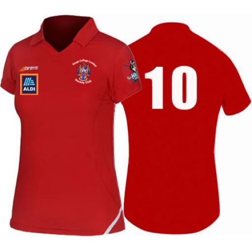 KCL Hockey Home Shirt Womens