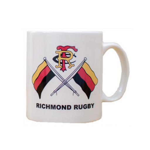 Richmond Rugby Mug