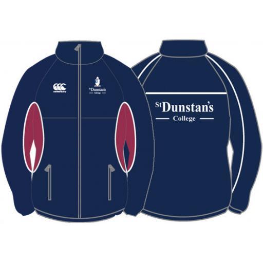 Compulsory SDC Senior Full Zip Jacket (or 1/4 Zip)