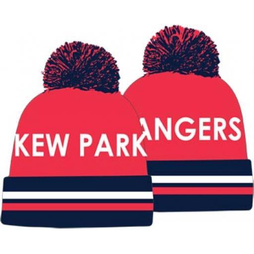 KPR Bobble Hat