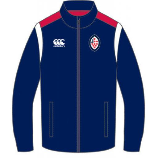 KSW Full Zip hooded Fleece Lined Rain Jacket Girls (Optional)