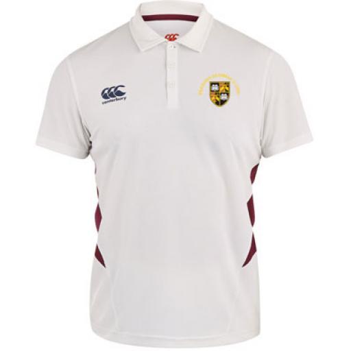BGS OLD CREST Cricket Shirt JNR Optional