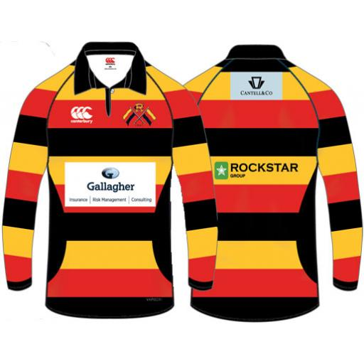 Richmond Rugby Playing Jersey Junior