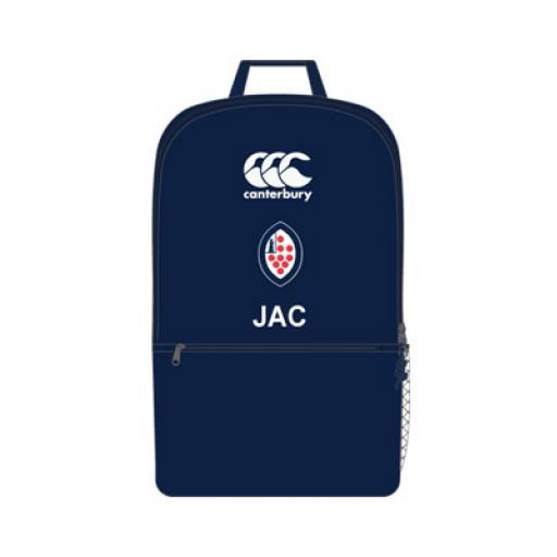 King's Hawford Backpack (Optional)