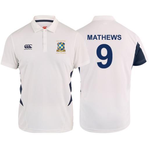 Wallington Grammar Cricket Shirt