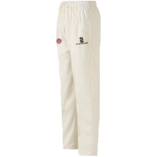 East Molesey CC STANDARD Match Trouser Adult