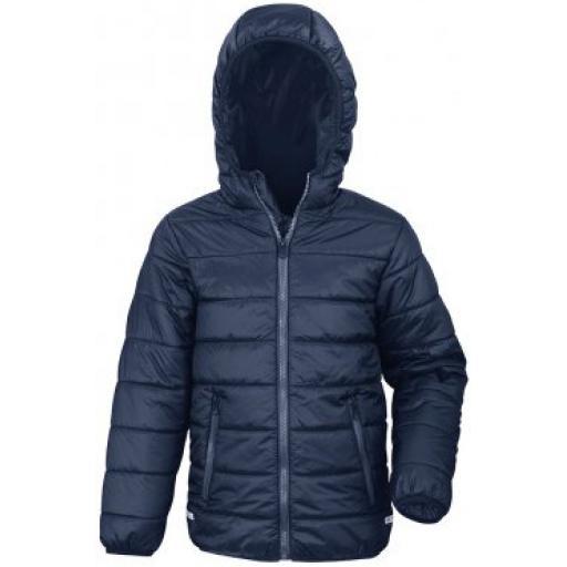 Hurst Lodge School Coat Junior