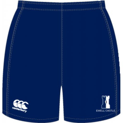 Ewell Castle Rugby Short Senior Compulsory