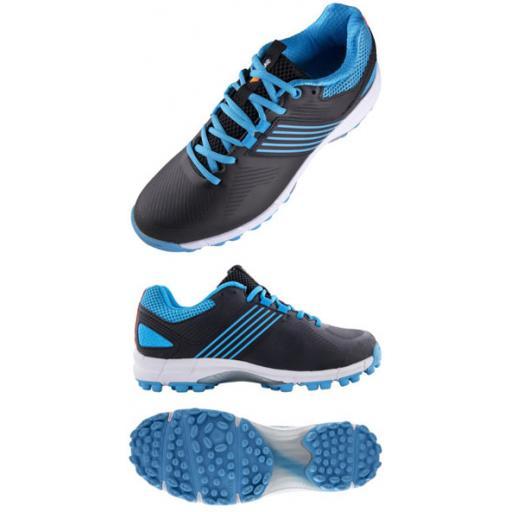 Grays Flash II Hockey Shoe Junior Blue JNR