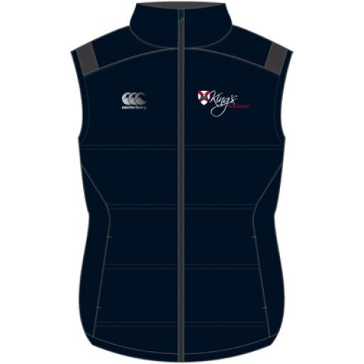 King's Rochester Staff Pro Gilet