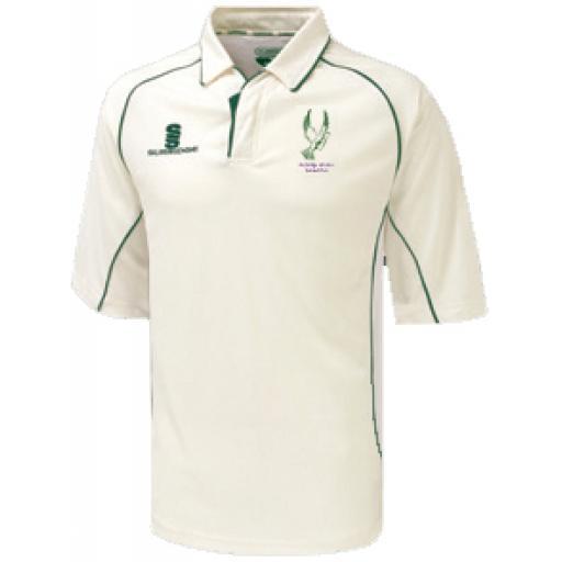 Weybridge Vandals 3/4 Sleeve Shirt Adult